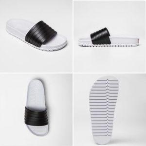 Hunter For Target Slides Womens 10 Slip On Sandals